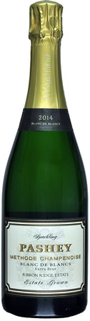 2014 Pashey Ribbon Ridge Estate Blanc de Blancs